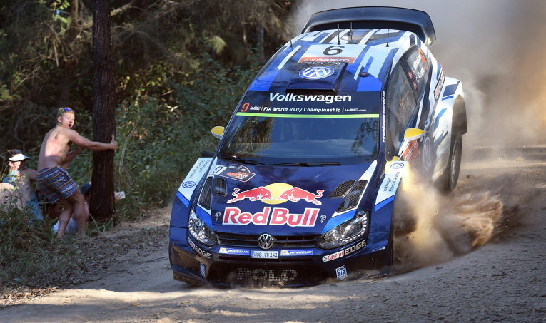 Ралли Австралии Australia World Rally Championship