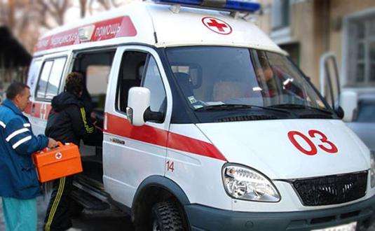 В Новотроицке избили бригаду скорой помощи