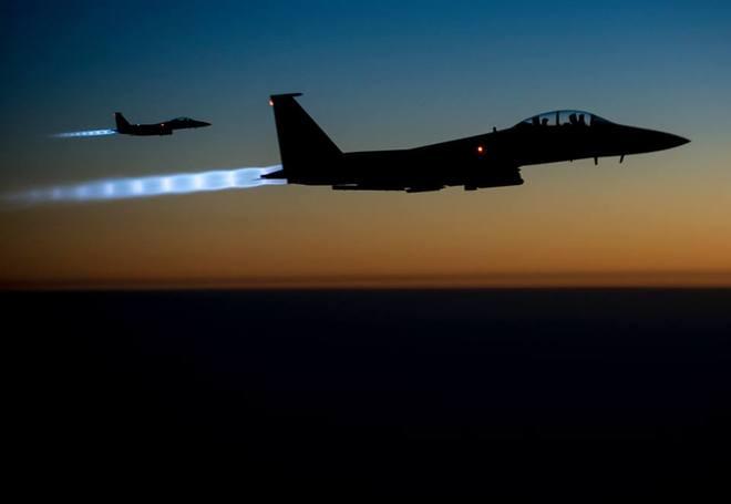 Россия приказала самолетам США немедленно покинуть воздушное пространство Сирии