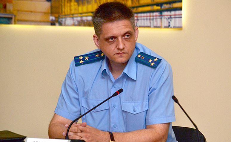 В Медногорске назначен новый прокурор