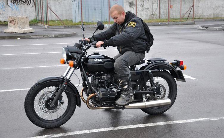 Мотоциклисты бьются и в Медногорске тоже!