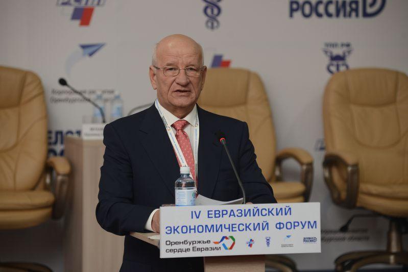 Реутов Влад из Медногорска победил на Евразийском экономическом форуме