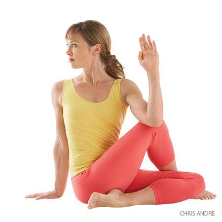 Нет радикулиту - 8 упражнений и поз из йоги, с которыми вы навсегда забудете о болях в спине