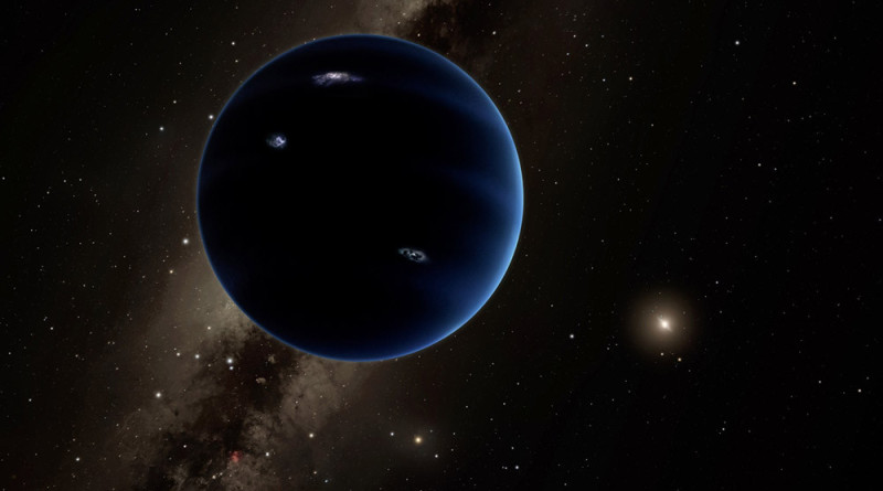 Найдена девятая планета солнечной системы