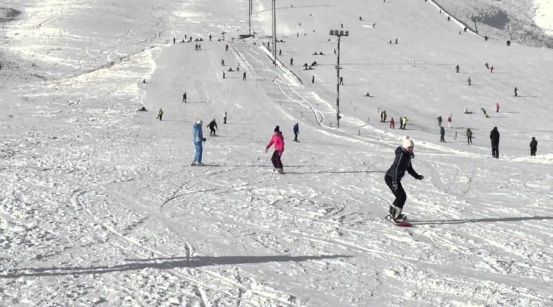 """Женщина потеряла палец на горнолыжном курорте """"Долина"""" в Кувандыке"""