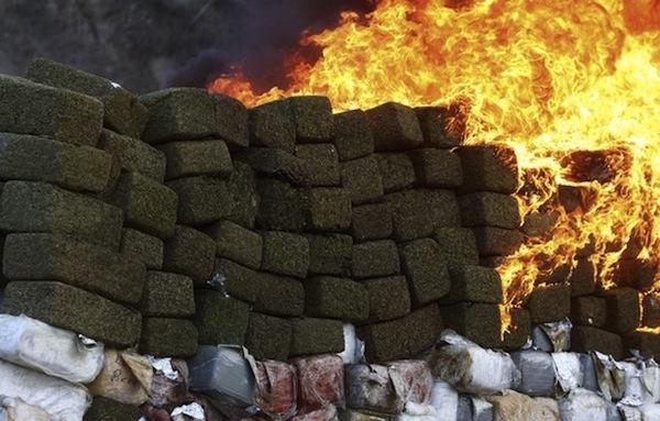 Медногорск оказался в сети наркотрафика