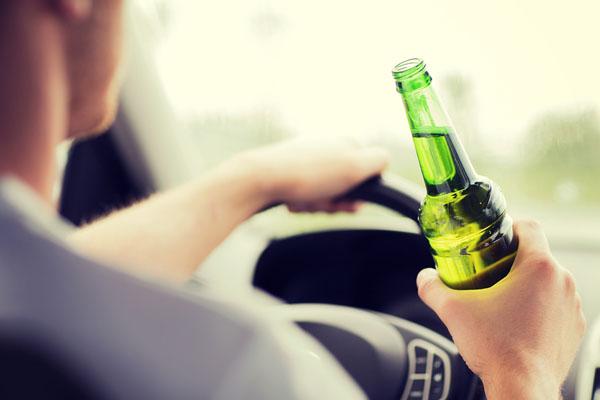 За пьяную езду жителя Медногорска могут посадить на два года