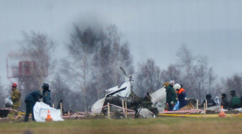 Российские авиакатастрофы за последние 10 лет