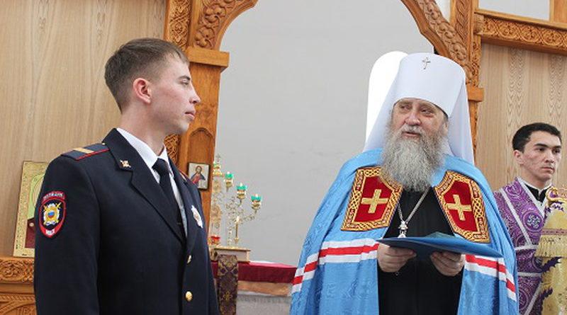 Данил Максудов награжден орденом «Славы и чести»