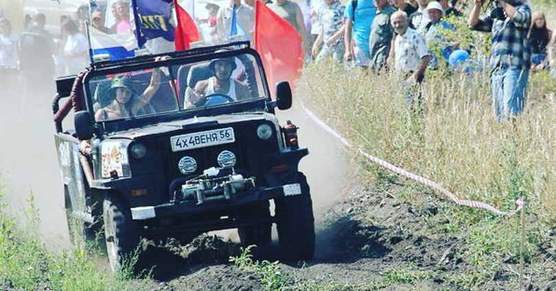 ROCK-ПЕРЕВАЛ экстрим-фестиваль в Медногорске
