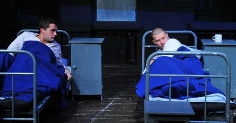 Алексей Манцыгин в театре