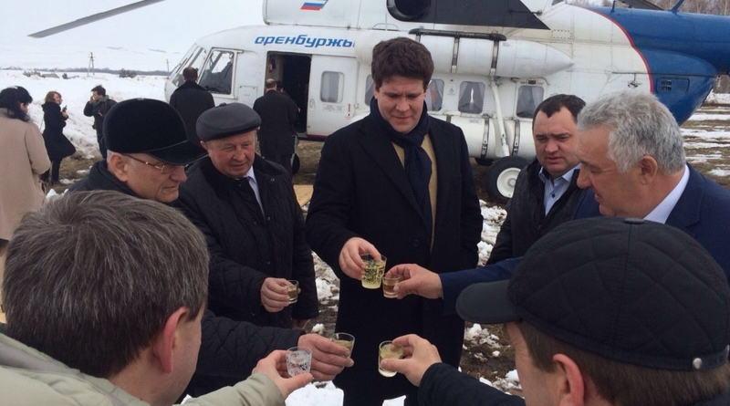 Мацуев, Берг и коммунальный переполох в Медногорске
