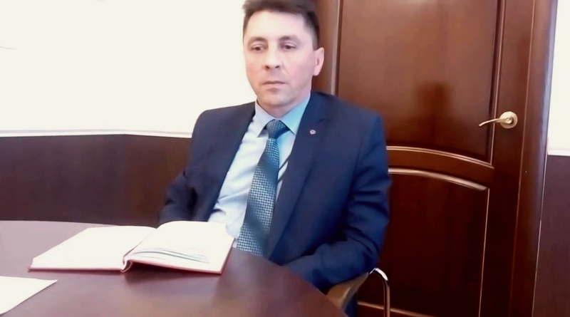 Глава Медногорска Дмитрий Садовенко ответил на неудобные вопросы