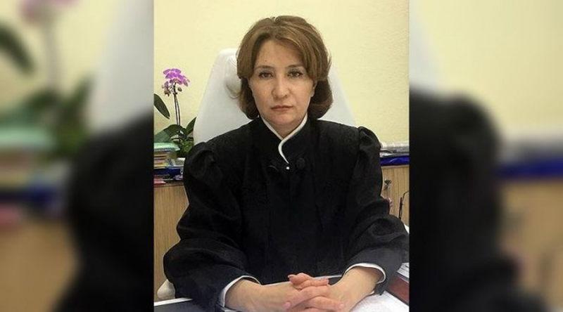 Золотая судья Хохалева