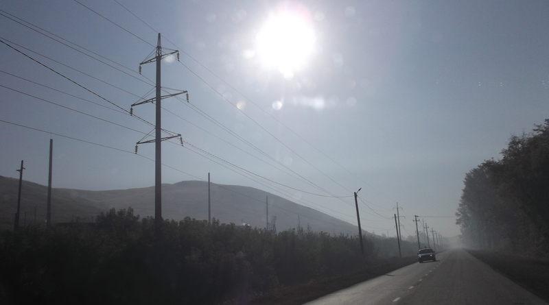 Год экологии в Медногорске отмечен большими выбросами вредных веществ