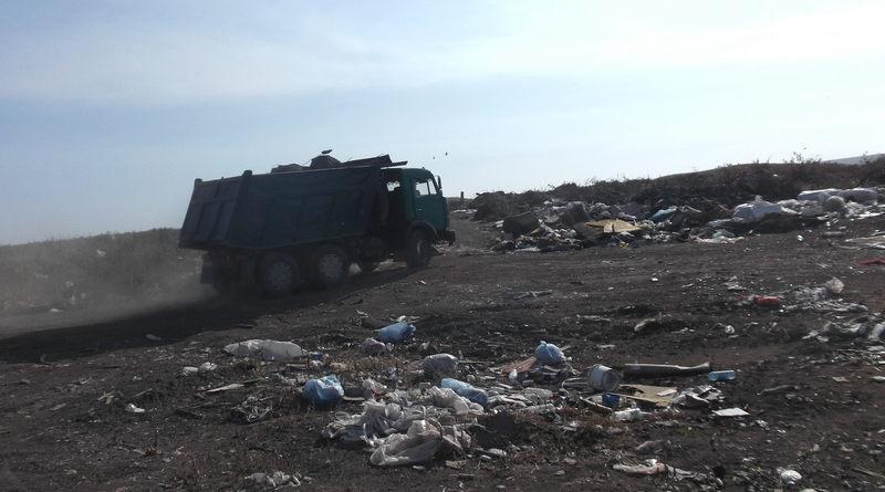 Кто и зачем экономит на вывозе мусора в Медногорске