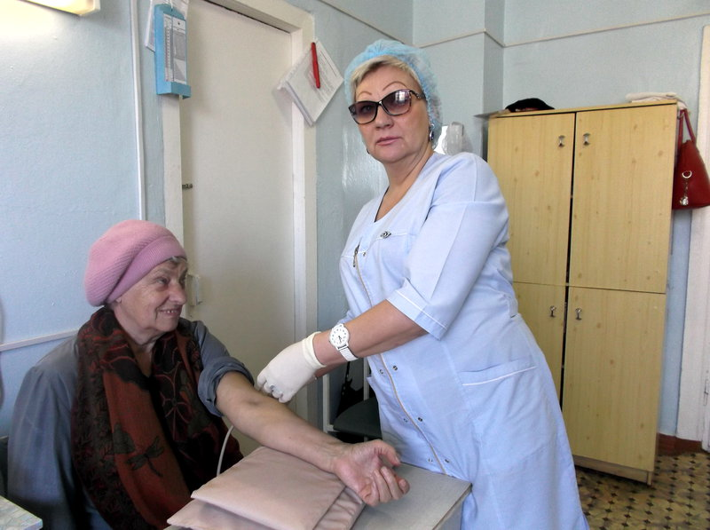 До 200 пациентов за смену