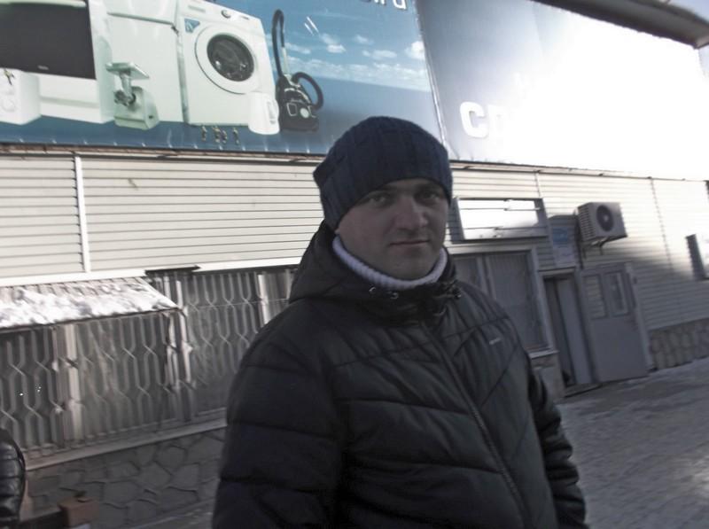 Медногорский предприниматель Дмитрий