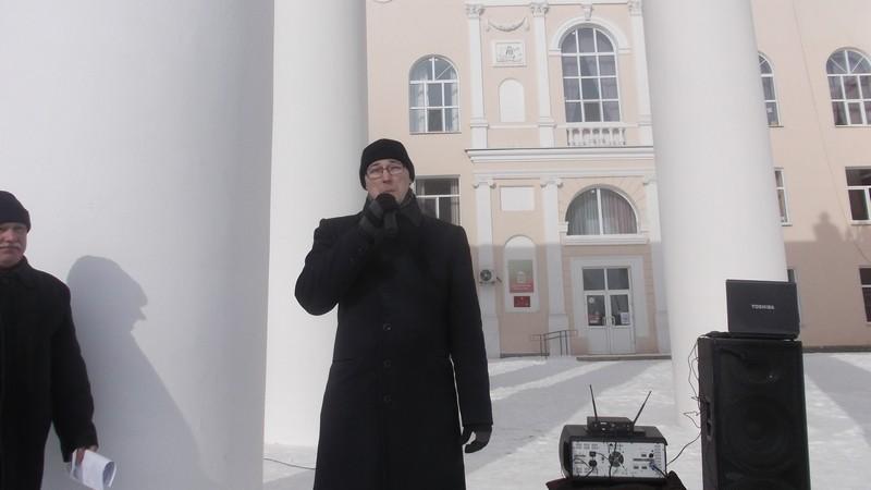 Максим Мишагин — за активное участие молодежи на выборах
