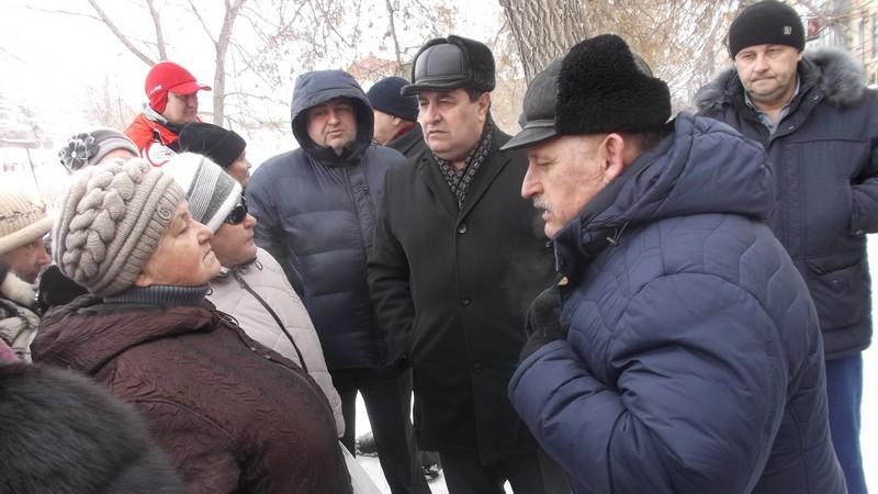 Жители ул. Тульской пошли «в атаку» на руководство ЖЭУ-2