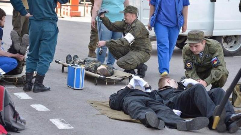 Дорогая цена за празднование Победы в Туле под руководством бездушных начальников.
