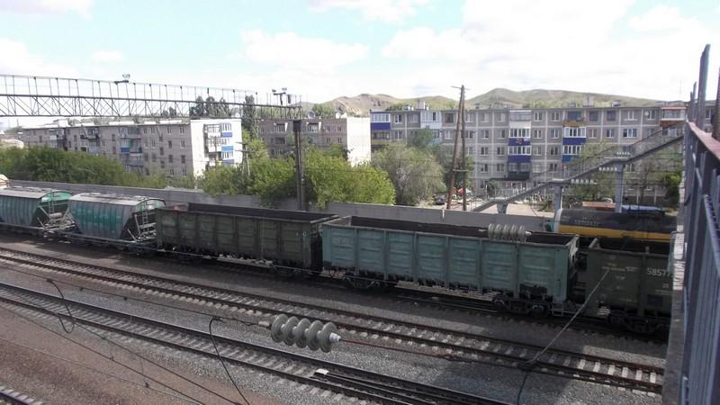 Товарники на ЖД станция Медногорска