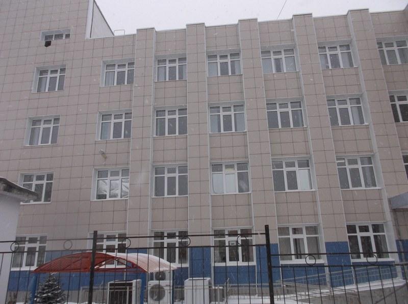 Детская больница Медногорска