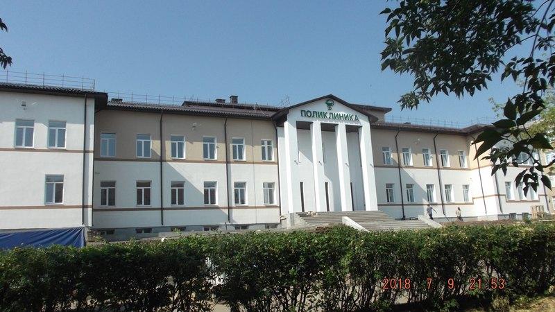 Городская больница Медногорска