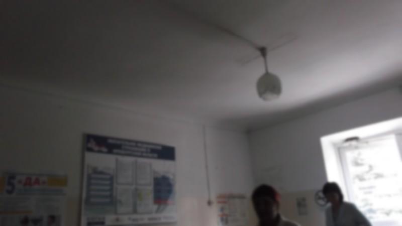 В больнице Медногорска тьма-тьмущая