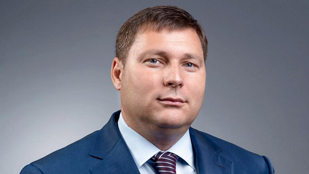 Замглавы Оренбурга Геннадий Борисов
