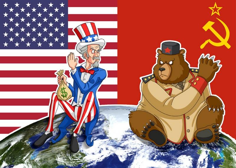 Противостояние России и США