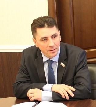 Садовенко Дмитрий Владимирович. Глава муниципального образования город Медногорск