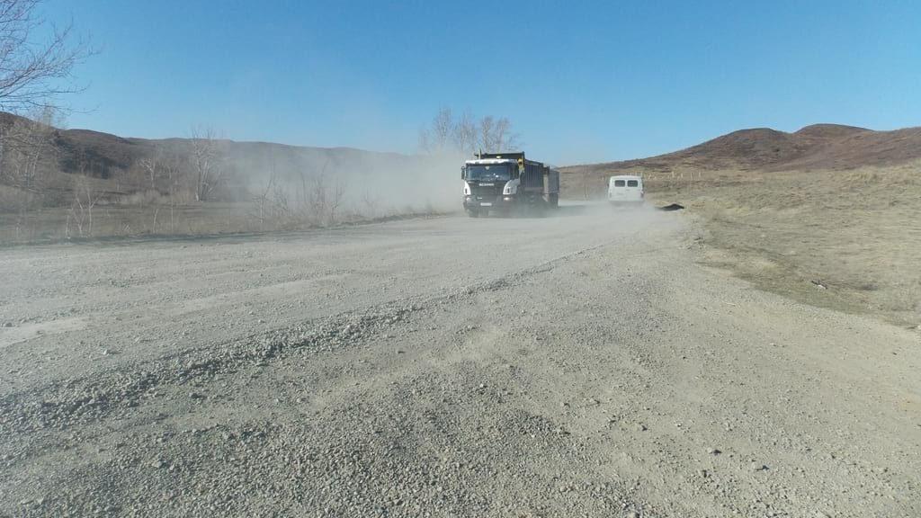 Перевозка щебня в Медногорске